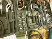 PROJECT GEAR Mixed Tool Box/Set 4 PC TOOL SET